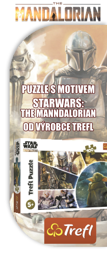 Trefl The Mandalorian