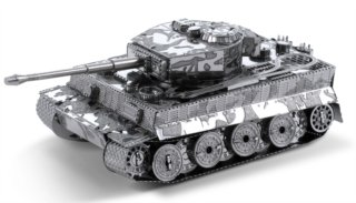 METAL EARTH 3D puzzle Tank Tiger I