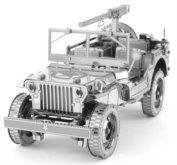 3D puzzle Jeep Willys MB (ICONX)