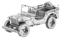 3D puzzle Jeep Willys MB Overland (ICONX)