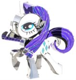 3D puzzle My Little Pony: Rarity