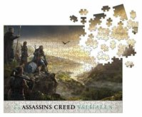 Puzzle Assassin's Creed Valhalla: Raid Planning 1000 dílků
