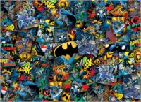 Puzzle Impossible: Batman 1000 dílků