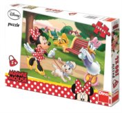 Puzzle Minnie Mouse XL 100 dílků