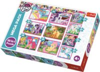 Puzzle My Little Pony 10v1