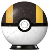 Puzzleball Pokémon: Ultraball 54 dílků