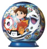 Puzzleball Yo-kai Watch 72 dílků